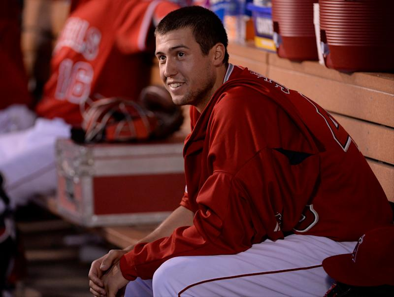 Medical reports show that Tyler Skaggs had fentanyl, oxycodone and alcohol in his system when he died. (Getty)