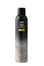 """<p><strong>Oribe</strong></p><p>dermstore.com</p><p><strong>$46.00</strong></p><p><a href=""""https://go.redirectingat.com?id=74968X1596630&url=https%3A%2F%2Fwww.dermstore.com%2Fproduct_Gold%2BLust%2BDry%2BShampoo_77232.htm&sref=https%3A%2F%2Fwww.cosmopolitan.com%2Fstyle-beauty%2Fbeauty%2Fg36131689%2Fbest-dry-shampoos-for-hair%2F"""" rel=""""nofollow noopener"""" target=""""_blank"""" data-ylk=""""slk:Shop Now"""" class=""""link rapid-noclick-resp"""">Shop Now</a></p><p>Okay, not that you <em>need</em> to spend $46 on dry shampoo, but if you're going to, you might as well pick this cult-favorite one from Oribe. It's spiked with a <strong>lightweight starch blend to</strong> <strong>pick up oil and shine (no white cast included)</strong>, along with bamboo and rice silks to smooth and <a href=""""https://www.cosmopolitan.com/style-beauty/beauty/a22594041/how-to-make-hair-silky/"""" rel=""""nofollow noopener"""" target=""""_blank"""" data-ylk=""""slk:soften your hair"""" class=""""link rapid-noclick-resp"""">soften your hair</a>. Bonus: It smells <em>really</em> effing good—like, prepare-for-a-million-compliments good.</p>"""