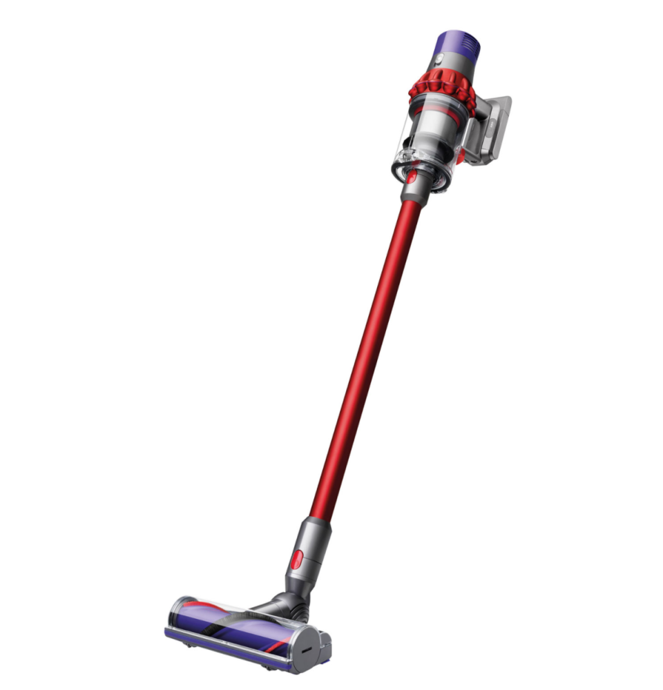 Dyson Cyclone V10 Motorhead Cordless Stick Vacuum. Image via Best Buy.