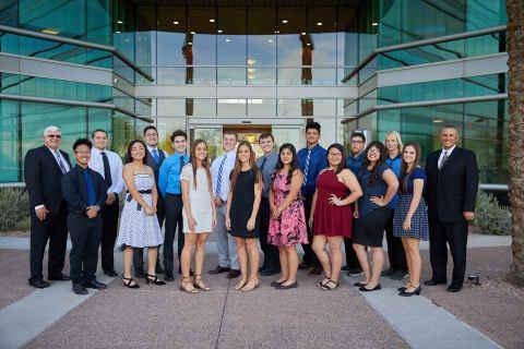 Desert Financial Credit Union Awards A Record 47 500 In College