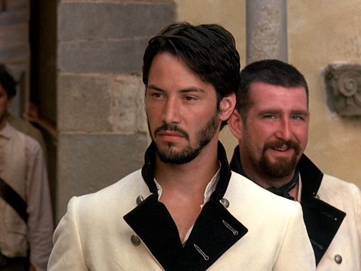 keanu reeves much ado about nothing
