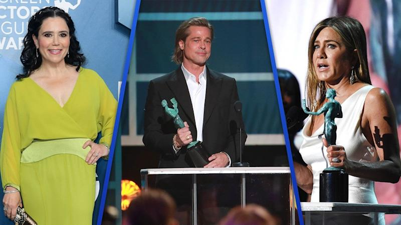 2020 SAG Awards: How to Watch, Who's Nominated and More