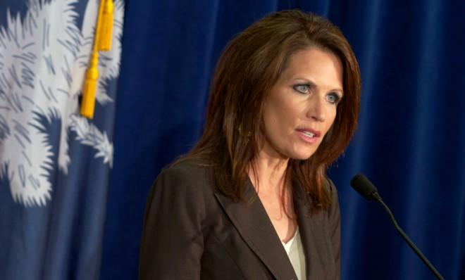 Michele Bachmann: The face of the GOP's push to tie the IRS scandal to ObamaCare.