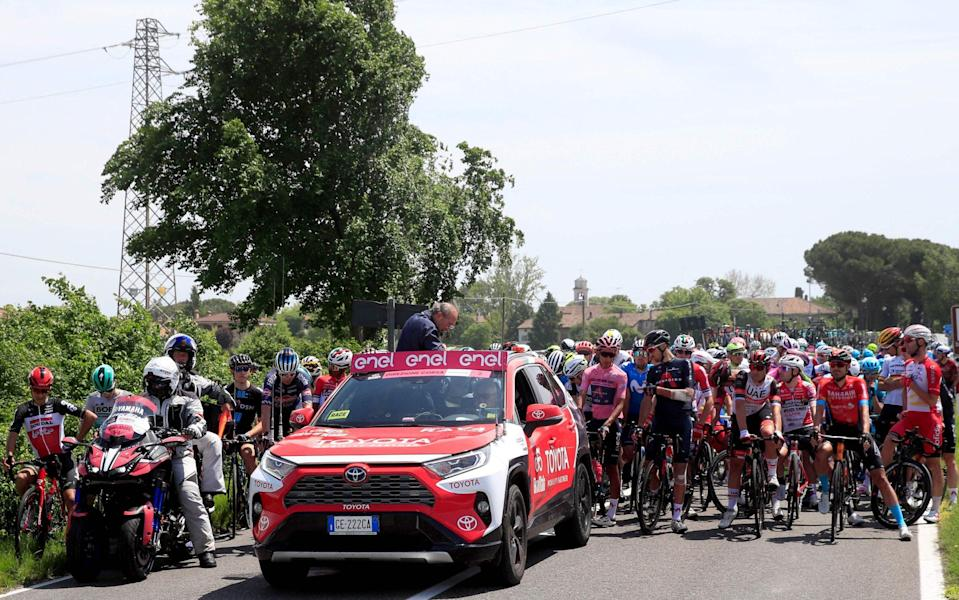 Giro d'Italia 2021, stage 15 – live updates - GETTY IMAGES