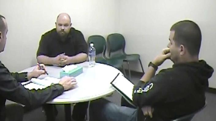 During questioning, Will Hargrove lied to investigators, saying he and Anna Repkina had gone on just two dates before he called it quits. / Credit: Benton County Sheriff's Office
