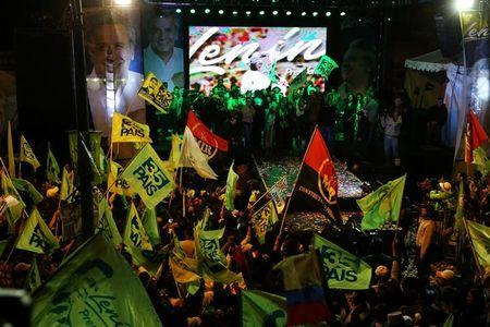 Moreno Wins Ecuador Presidential Election After 99% of Votes Counted