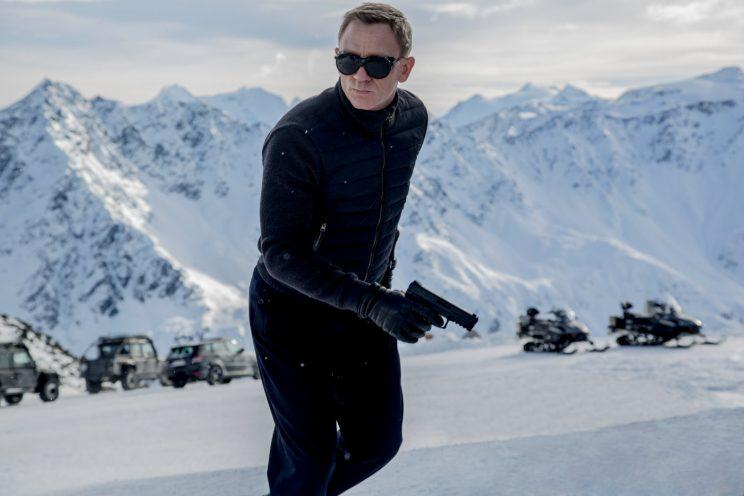 Bond 25... may have found its director in Paul McGuigan - Credit: Eon/Sony