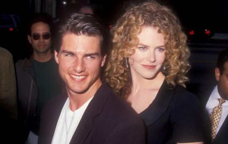 Nicole and Tom were married for 11 years. Source: Getty