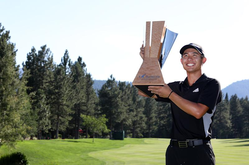 Morikawa clinches maiden PGA Tour win at Barracuda Championship