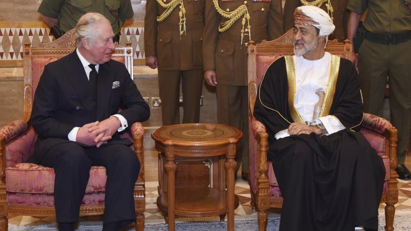 Charles flies to Oman after death of Sultan Qaboos