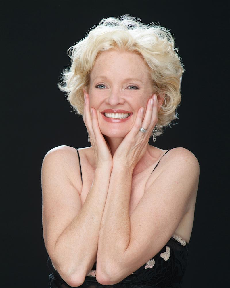 """This undated publicity image provided by the APA talent agency shows Tony-award winning actress Christine Ebersole. Ebersole is joining the cast of Martin Scorsese's film """"The Wolf of Wall Street."""" (AP Photo/APA, Kitt Kittle)"""