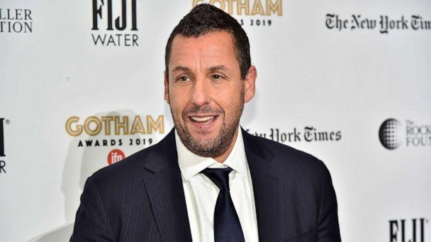 PHOTO: Adam Sandler attends the IFP's 29th Annual Gotham Independent Film Awards at Cipriani Wall Street, Dec. 2, 2019, in New York City. (Theo Wargo/Getty Images)