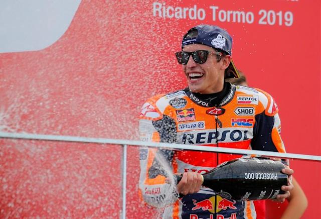 FILE PHOTO: MotoGP - Valencia Grand Prix