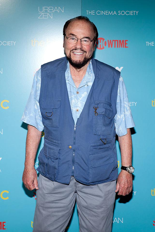 """Inside the Actor's Studio"" host James Lipton came dressed for the Showtime shindig in his best safari attire. Matthew Peyton/<a href=""http://www.gettyimages.com/"" target=""new"">GettyImages.com</a> - August 7, 2010"