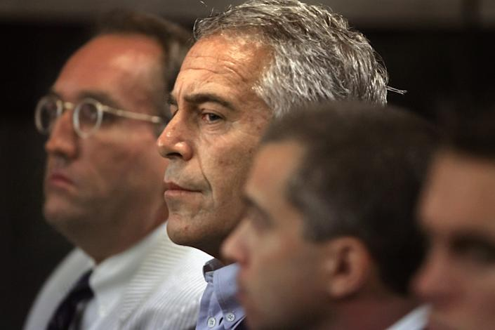 Authorities continue to investigate Jeffrey Epstein, though he killed himself in a detention center.