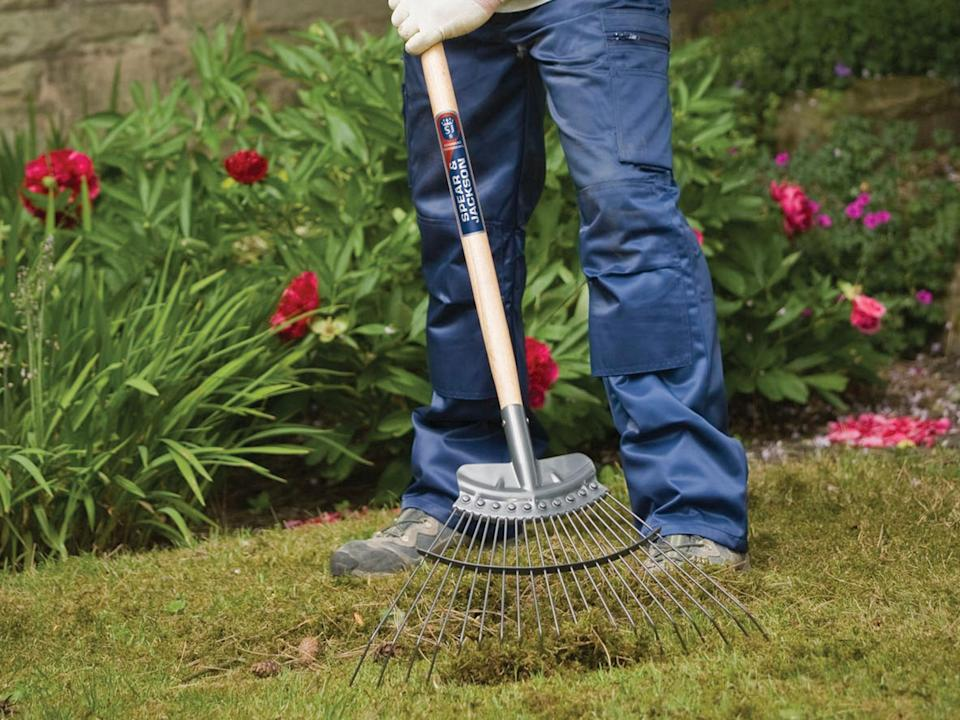 Get gardening with the best rakes on the market (Spear & Jackson)