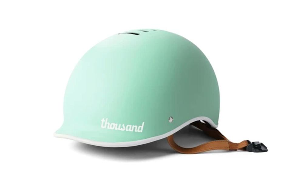 <p><span>Thousand Heritage Bike &amp; Skate Helmet</span> ($89)</p>