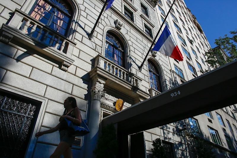 Some 28,500 French citizens living in New York, New Jersey and Connecticut are registered to vote at the French consulate in New York