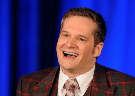 "FILE PHOTO: ""Hannibal"" executive producer Fuller takes part in a panel discussion at the NBC portion of the 2014 Winter Press Tour for TCA in Pasadena, California"