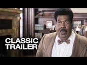"""<p>In this remake of the 1963 original, Eddie Murphy's character, Sherman Klump, discovers a chemical that transforms him from awkward and frumpy into a handsome (yet arrogant) version of himself. </p><p><a class=""""link rapid-noclick-resp"""" href=""""https://www.amazon.com/Nutty-Professor-Eddie-Murphy/dp/B001UNQY38/ref=sr_1_1?tag=syn-yahoo-20&ascsubtag=%5Bartid%7C10067.g.9154432%5Bsrc%7Cyahoo-us"""" rel=""""nofollow noopener"""" target=""""_blank"""" data-ylk=""""slk:Watch Now"""">Watch Now</a></p><p><a href=""""https://www.youtube.com/watch?v=o3wJ-jzZqBw"""" rel=""""nofollow noopener"""" target=""""_blank"""" data-ylk=""""slk:See the original post on Youtube"""" class=""""link rapid-noclick-resp"""">See the original post on Youtube</a></p>"""