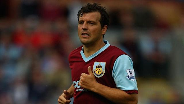 <p><strong>19th August 2009 vs Manchester United</strong></p> <br><p>Having lost 2-0 to Stoke in their first Premier League game in August 2009, Robbie Blake and Burnley probably couldn't have asked for a better first goal and win back in the top flight.</p> <br><p>Manchester United, Champions League finalists against Barcelona just three months earlier, made the relatively short trip to Turf Moor for the second game, with Blake's powerful volley the difference between the seemingly mismatched sides on the day.</p>