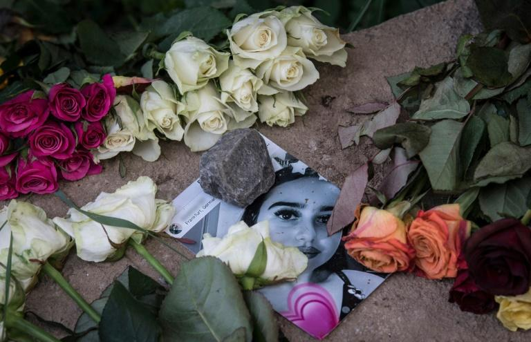 Bashar later confessed to the killing but denied the rape (AFP Photo/Boris Roessler)