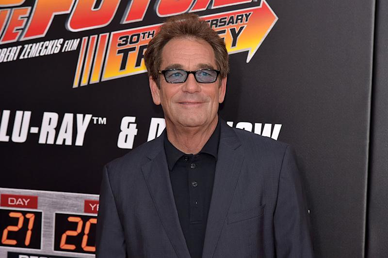 Huey Lewis attends a 30th anniversary screening of Back To The Future in 2015 in New York City. (Photo: Theo Wargo/Getty Images)
