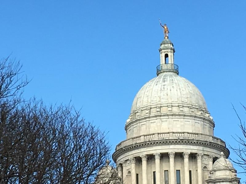 The House and Senate will hold committee meetings next week, though the state house remains closed to the public.