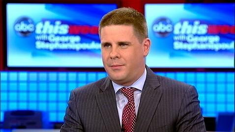 abc dan pfeiffer this week jt 130407 wblog Dan Pfeiffer: President Obama Wont Enact Romney Economic Plan