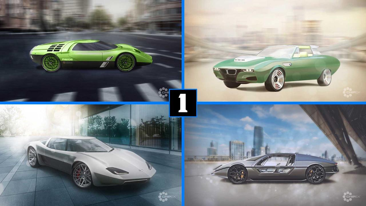 "<p>Concept cars are often among the most important debuts at auto shows because their shape or technology can give the public a glimpse at what a company plans to put on the road in the near future. Unfortunately, beautiful concept vehicles sometimes simply fade away, and their styling cues never make it into a brand's showrooms.</p> <p>The rendering artists for <em><a href=""https://www.chipex.com/blog/concept-cars-that-shouldve-made-it-to-production-modernised/"" target=""_self"">Chipex</a> </em>now attempt to right some of these wrongs by imagining how classic concepts might look if their automakers revisit them and revive these looks for the modern world. Click through the slides above.</p> <h2>More renderings to check out:</h2><ul><li><a href=""https://uk.motor1.com/news/347267/ferrari-hypercar-design-render/?utm_campaign=yahoo-feed"">LaFerrari successor rendering isn't real, but it is stunning</a></li><br><li><a href=""https://uk.motor1.com/news/308903/bugatti-la-voiture-noire-roadster-rendering/?utm_campaign=yahoo-feed"">Bugatti La Voiture Noire Roadster rendering is simply fabulous</a></li><br></ul><br>"