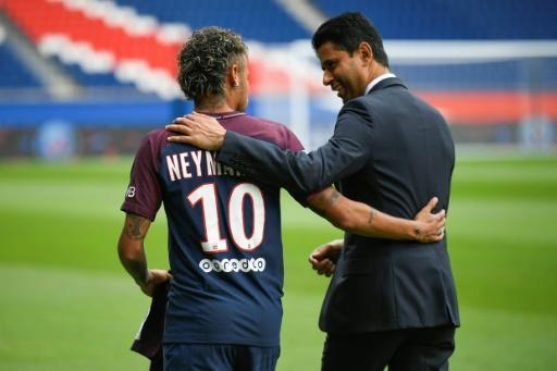 Neymar prepares for 'bigger challenge' after PSG unveiling