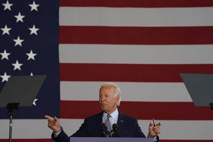 Joe Biden will no longer travel to Milwaukee to accept Democratic nomination
