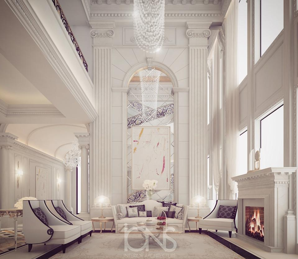 Luxurious Interior Designs from the Dubai-based IONS Design
