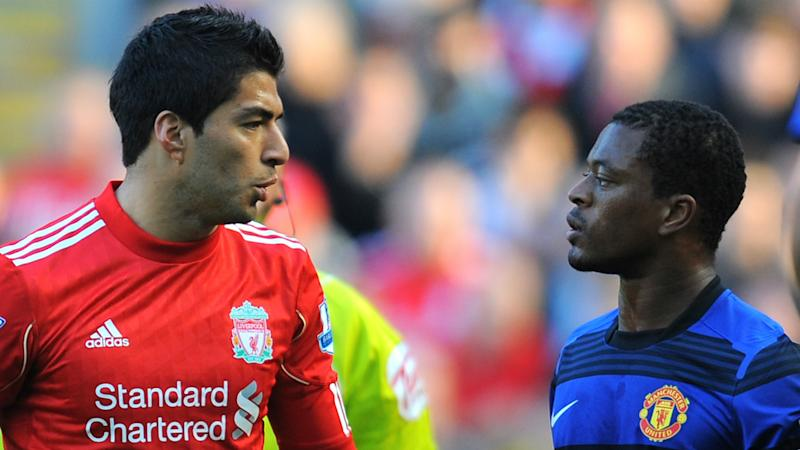 Evra reveals written apology from Liverpool nine years on from Suarez racism row