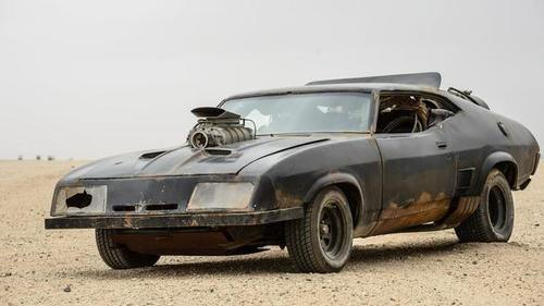 "<p>When it comes to cars, Australians are historically just as power-hungry as Americans. So in the 1960s and 1970s, the Australian arms of American car companies created some fairly brutal muscle machines—cars we never saw in the States. One of them was the Ford Falcon. In its third generation, the Falcon XB GT got its power from a 351-cid V-8. But for the movie <em>Mad Max,</em> the filmmakers transformed the already cool Falcon into the ""Pursuit Special"" or ""Interceptor."" The crew plastered a new nose on the front end, emblazoned the body with huge flares, and tucked seriously fat tires underneath them. The centerpiece was under the hood—or, more precisely, sticking out of it. In the movie, the switch-activated supercharger boosts the power of the interceptor any time Max needed to skedaddle. But, alas, it was only a movie and that supercharger was a fake.</p><p><a class=""link rapid-noclick-resp"" href=""https://www.amazon.com/gp/video/detail/0OFKT8W220WHOXQ0JQI5SAG0MB/?tag=syn-yahoo-20&ascsubtag=%5Bartid%7C10054.g.27421711%5Bsrc%7Cyahoo-us"" rel=""nofollow noopener"" target=""_blank"" data-ylk=""slk:AMAZON"">AMAZON</a></p>"