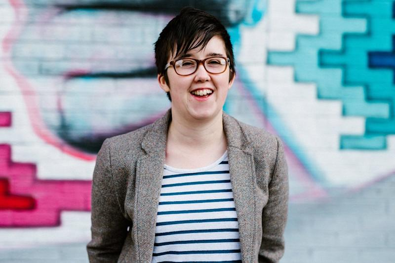 Lyra McKee was on Forbes' list of 30 under 30 for her investigative journalism work (AFP/Getty Images)