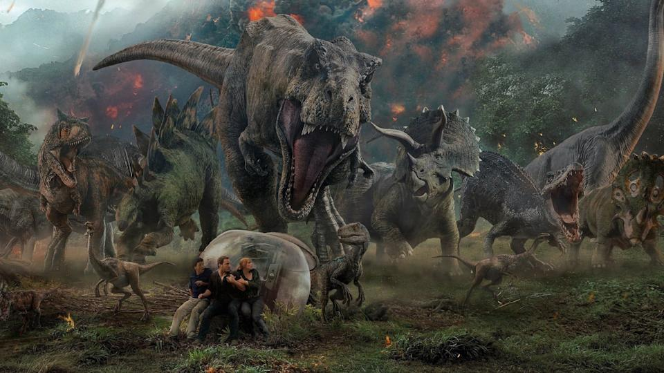 Jurassic World: Dominion will start a new era for the franchise (Image by Universal)