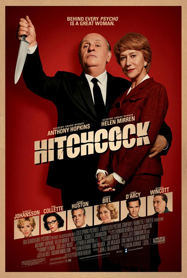 Fox Searchlight's 'Hitchcock' - 2012
