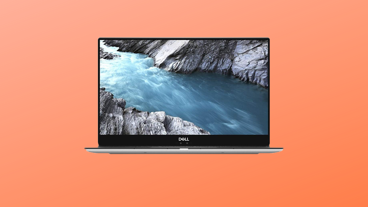 Make the switch to Windows 10 with the Dell XPS 13. (Photo: Dell/Yahoo Lifestyle)