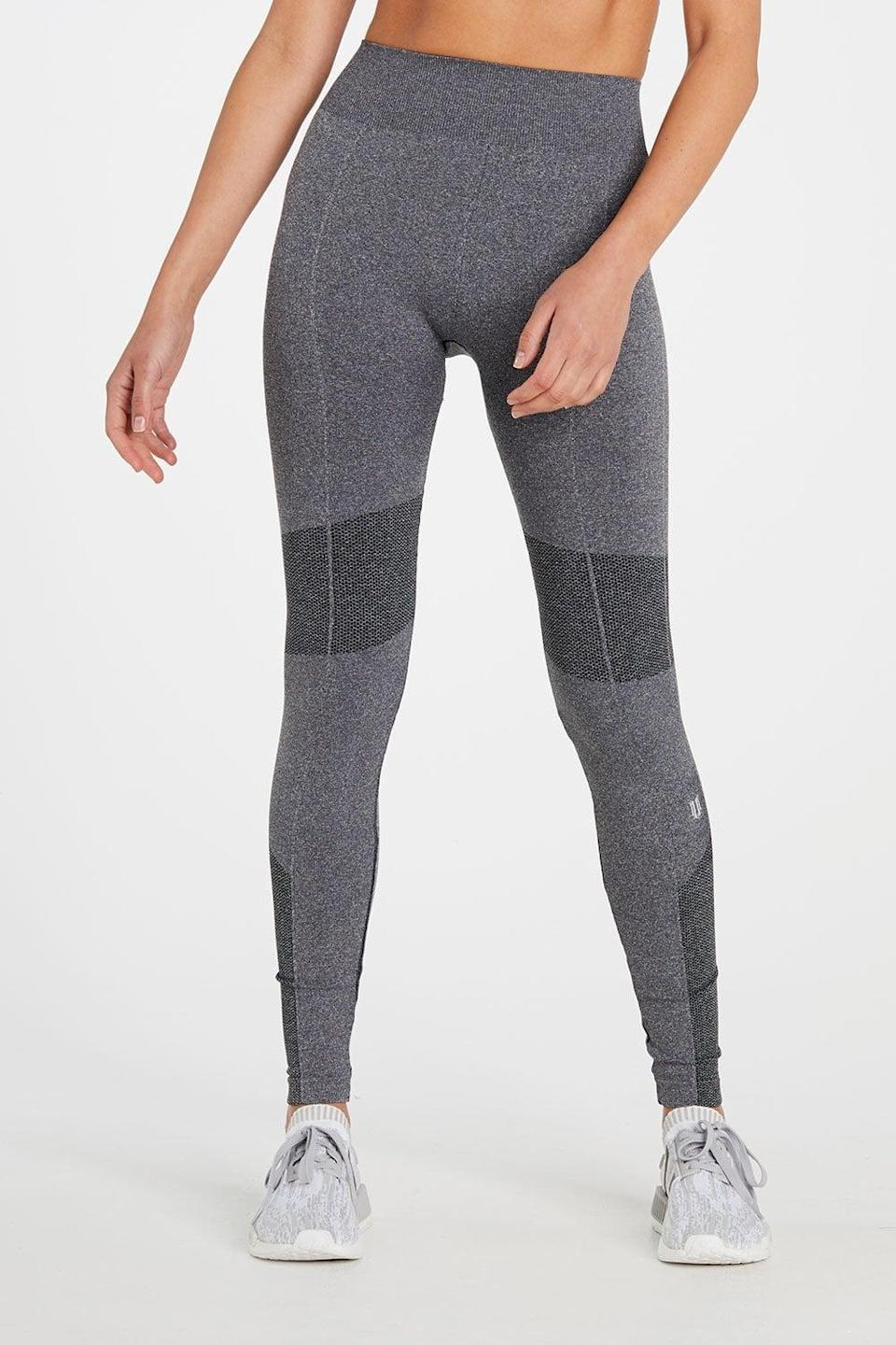 <p>These comfortable <span>Eleven by Venus Williams Smooth Leggings</span> ($69) are great for any activity.</p>
