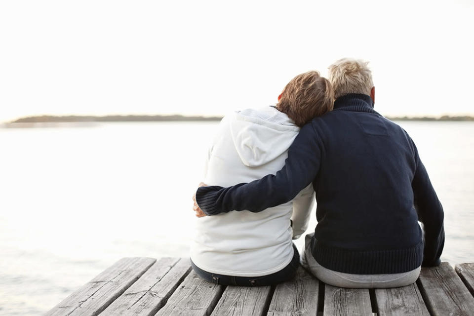A new study from Michigan State University suggests that older adults may be having more oral sex than you think. (Photo: Getty Images)