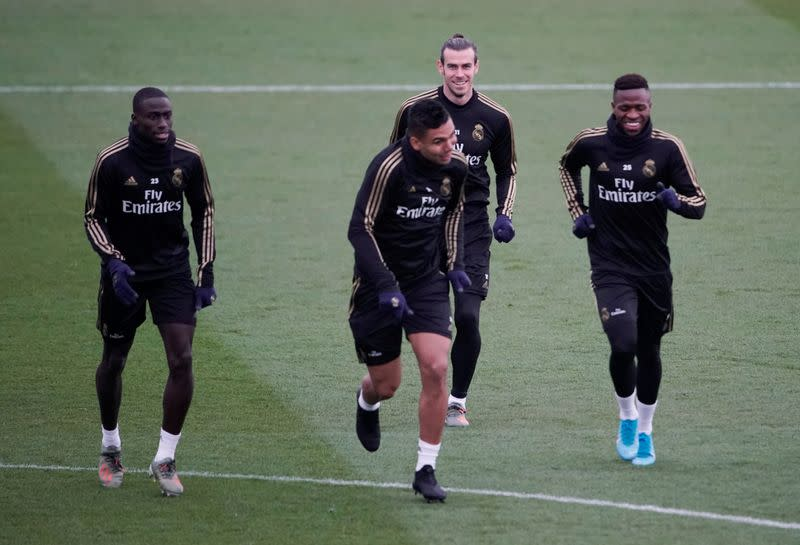 Real and Barca braced for unusual security steps ahead of 'Clasico'