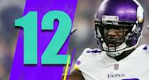 <p>When the Vikings got blasted by the Bills in September, that was a sign of where this season was headed. They're just a mediocre team, a season after they were really good. (Xavier Rhodes) </p>