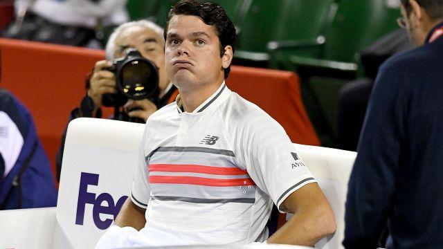 Not your year Milos. Image: Getty