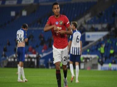 Mason Greenwood aiming to 'break records' after England call-up