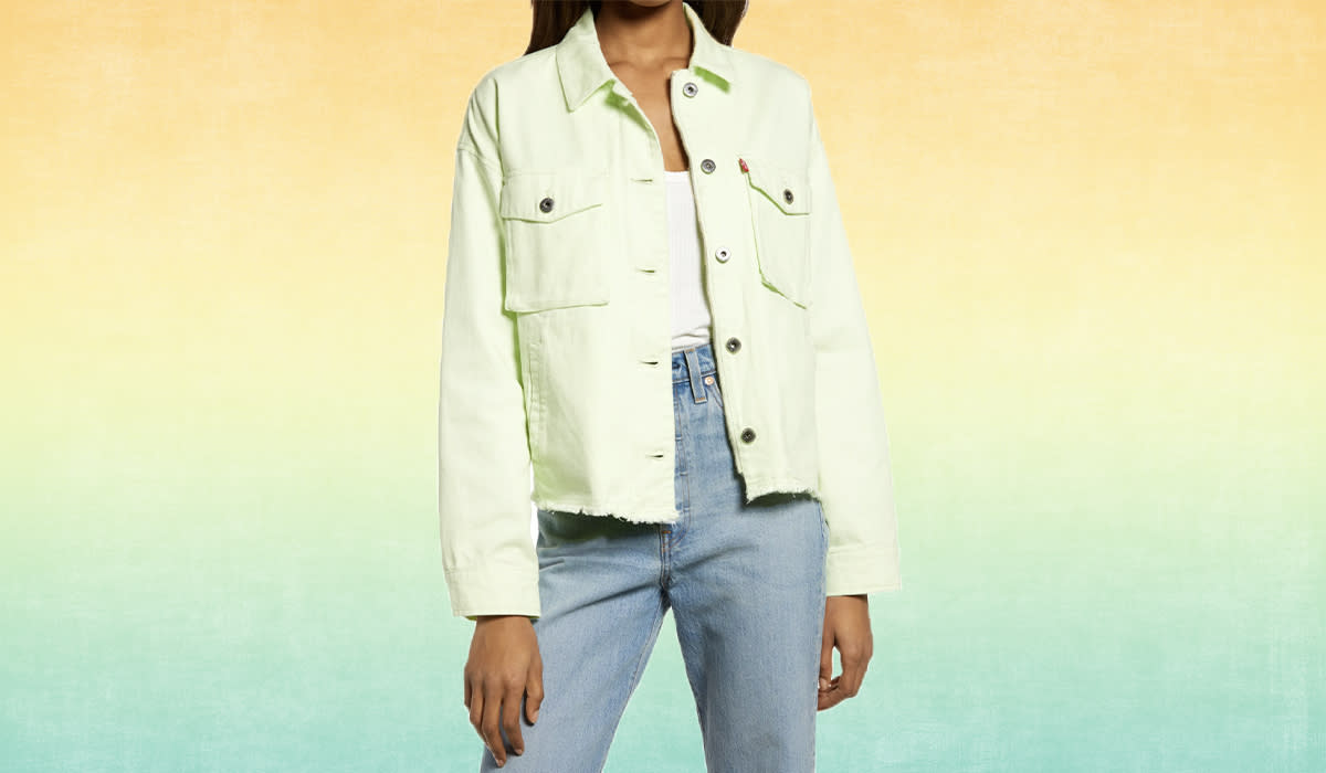 How cute is this little jacket? (Photo: Nordstrom)