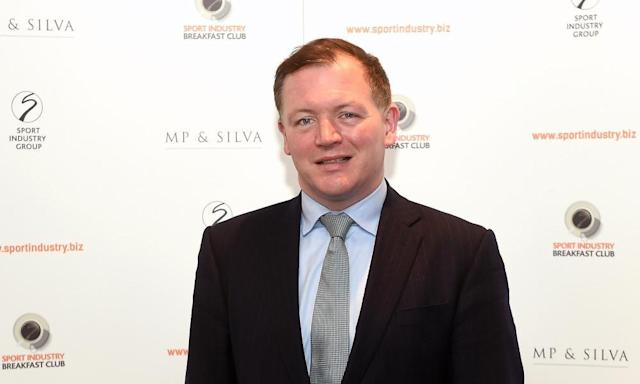 """<span class=""""element-image__caption"""">Damian Collins said UK Sport 'desperately needs' to appoint an independent ombudsman.</span> <span class=""""element-image__credit"""">Photograph: Tom Dulat/Getty Images</span>"""