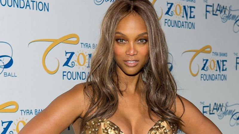 Tyra Banks Has 'Bone to Pick' With Victoria's Secret