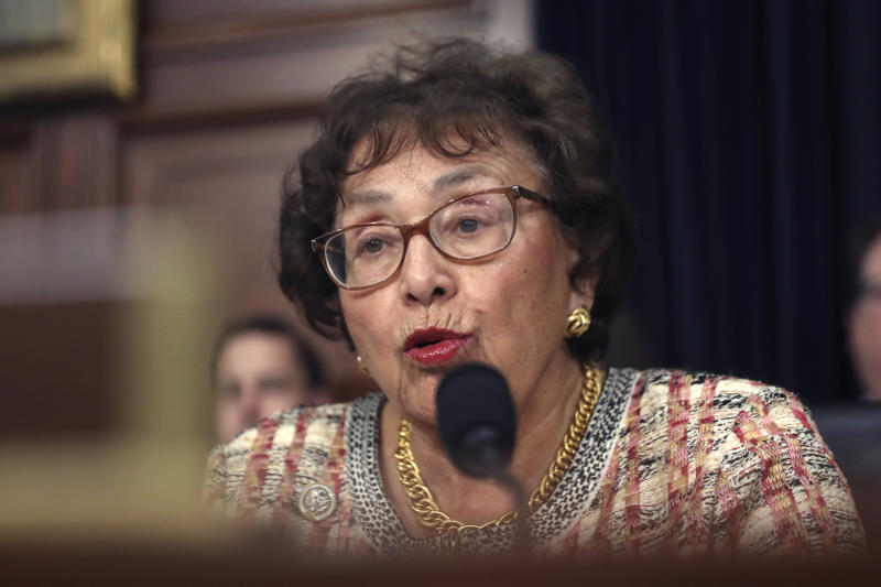 Congresswoman Retirement