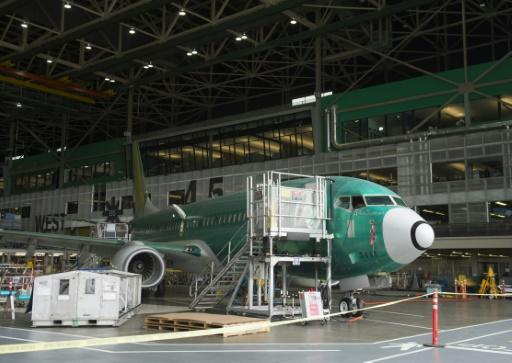 Boeing to unveil modified version of 737 MAX 10